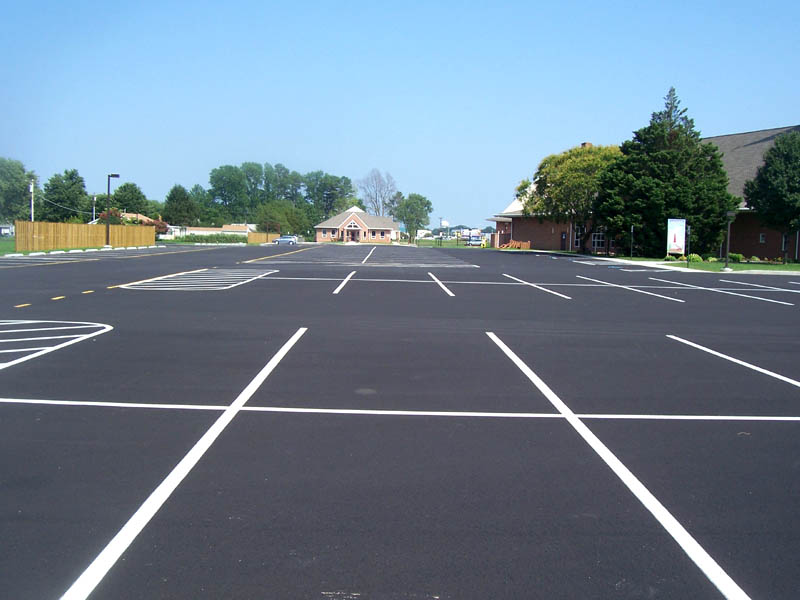 Church Parking Lot Maintenance & Tips