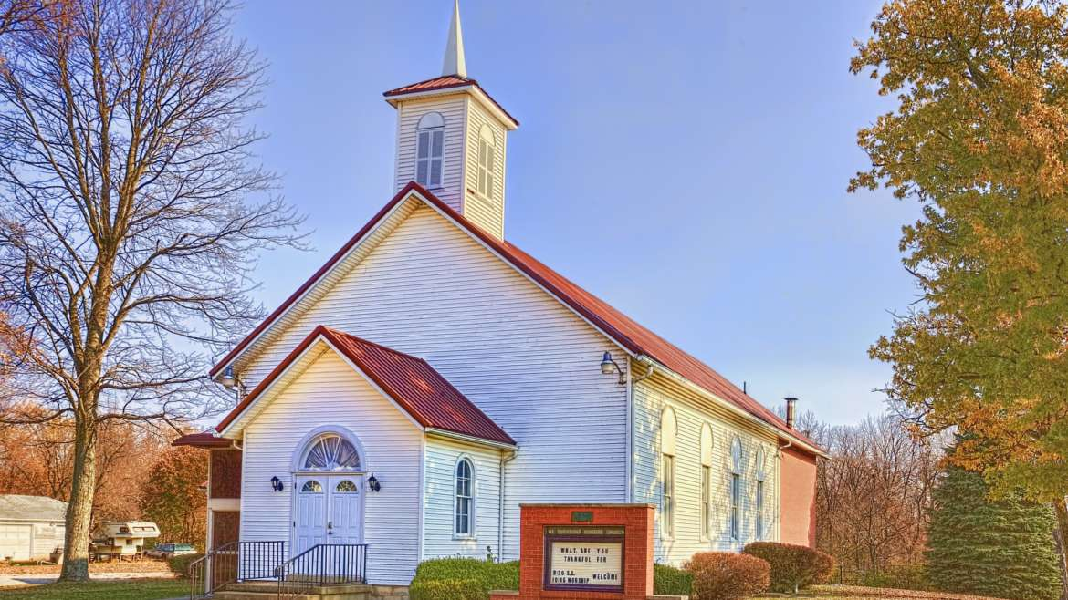 Insurance For Churches and Houses of Worship